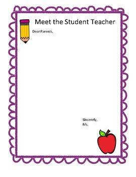 Free format of teacher resume